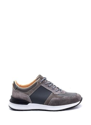 Derimod Erkek Ayakkabı(632) Sneaker Gri